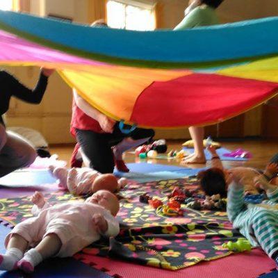 NCT Mum and baby yoga